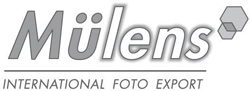 Mülens International Foto Export, cameras, lenses, Polaroid.
